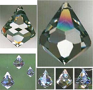 Beautiful Bell Crystal