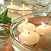 Restful and Relaxing Beautiful Floating Candles!