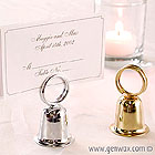 Place Card Holders that double as Candle Snuffers! Perfect Accessories for Wedding Receptions! Great Favors!