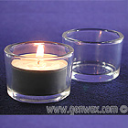 Glass Tealight Candle Holder. Get a Bunch!
