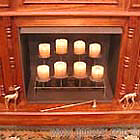 Warm a Chilly Evening With the Wonderful Fireside Collection of Pillar Candles!