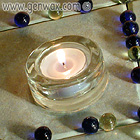 Plain and Simple Circle Tealight Holder.