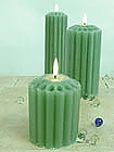 Scented Pillar Candles! Some Dripless. LOTS of Colors, Sizes & Fragrances!