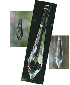 Sparkling Icicle Crystal
