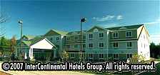 Holiday Inn Express ~ 77 Farmington Road, Rochester, NH 03867 USA. Right Next Door To Remember When Diner!