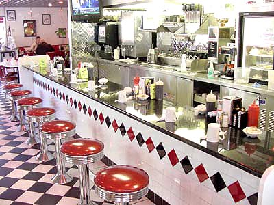Remember when diner rochester restaurant fun photos for Old fashioned ice cream soda fountain