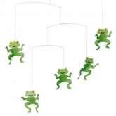 Flensted Mobile- Happy Frogs