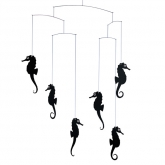 Flensted Mobile- Seahorses