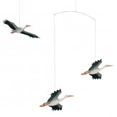 Flensted Mobile Danish Lucky Storks