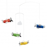 Airplane Mobile by Flensted of Denmark