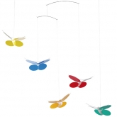 Flensted Mobile- Butterflies