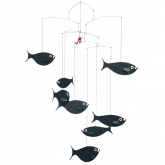 School of Fish Mobile by Flensted of Denmark