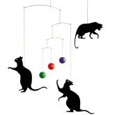 Flensted Mobile- Feline Fun