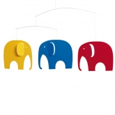 Flensted Mobile Elephant Party