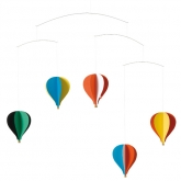 Flensted Mobile- Hot Air Balloons