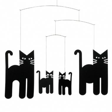 Popular Cat Mobile by Flensted of Denmark