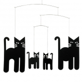 Flensted Mobile Cats and Kittens
