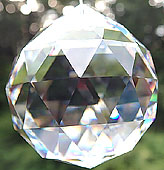 Crystal Ball from Swarovski.