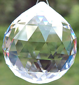 Beautiful Swarovski Crystal Ball