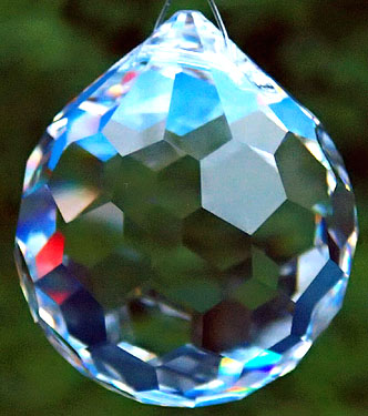 Interesting Hex Ball Crystal