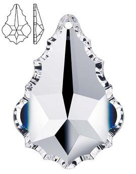 Beautiful Baroque Star Crystal