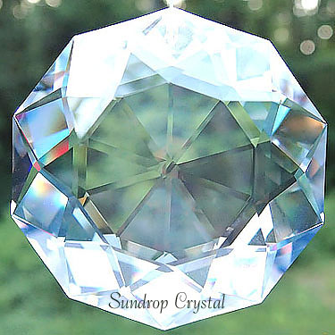 Beautiful Swarovski Dahlia Crystal