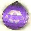 Crystal Ball Purple (BV Blue Violet)