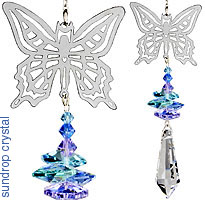 Crystal Fantasy Butterfly