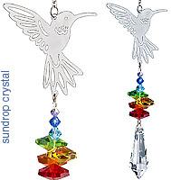 Crystal Fantasy Hummingbird