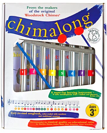 Fabulous Chimalong Musical Instrument. Family Fun.