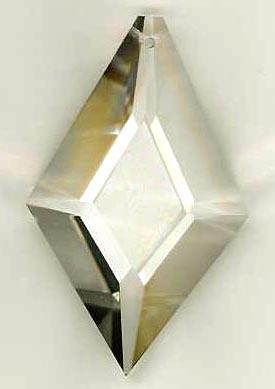 Diamond Shaped Crystal