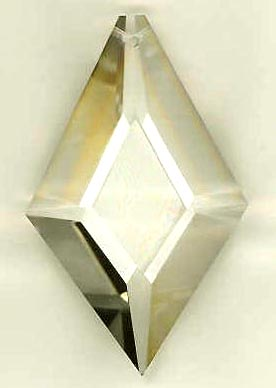 Diamond Shaped Crystal
