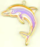 Golden Diving Dolphin