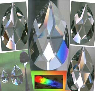 Spectacular Fancy Pear Crystal <!--fpear222b.jpg-->