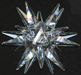 Gorgeous 120mm Moravian Star!