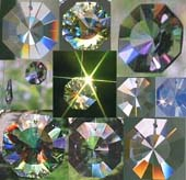 Wonderful Swarovski Crystal SunBurst. Retired! Grab Yours Now!