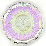 Crystal Sun Coin